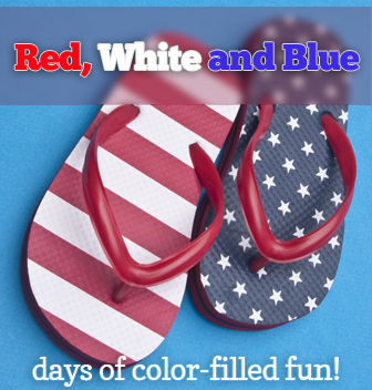 Red, White and Blue Day: A Day of Color-filled Fun