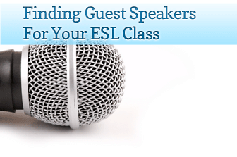 You Already Know Them: 5 Guest Speakers Who Can Help Your Students� Language Learning