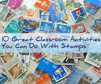 Your Ticket to Travel: 10 Activities You Can Do With Stamps