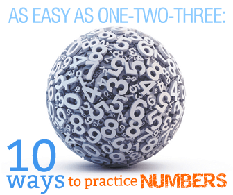 As Easy as OneTwoThree: 10 Ways to Practice Numbers in the ESL Classroom