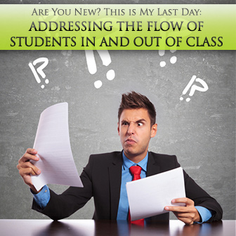 Are You New? This is My Last Day: Addressing the Flow of Students In and Out of Class