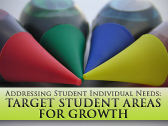 Addressing Student Individual Needs: (But How do You Even Know What They Are?): Methods to Target Student Areas for Growth
