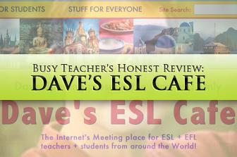Eslcafe.com: BusyTeacher's Detailed Review