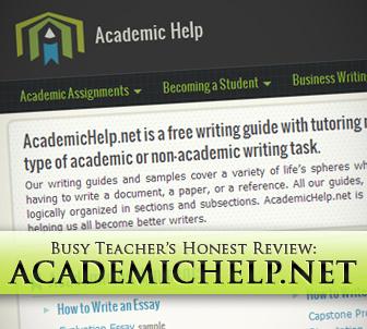 AcademicHelp.net: BusyTeacher's Detailed Review