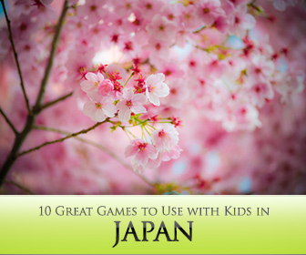 10 Great Games to Use with Kids in Japan