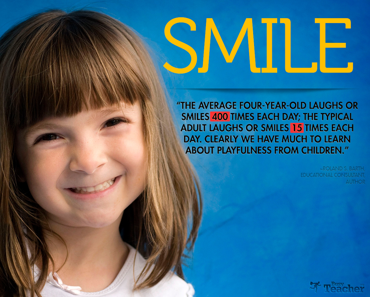Smile: Poster