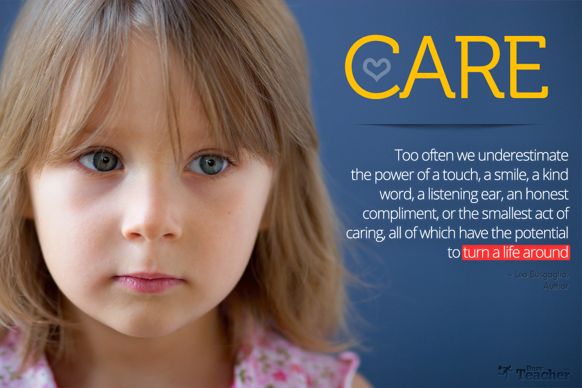 Care: Poster
