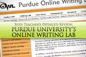 Purdue University�s Online Writing Lab: BusyTeacher's Detailed Review