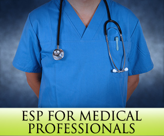 Do You Have Insurance?: ESP for Medical Professionals