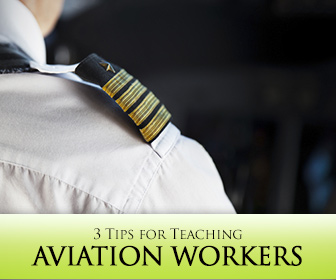 Flying Off the Handle in an Airport: 3 Tips for Teaching Aviation Workers How to Speak English in Stressful Situations