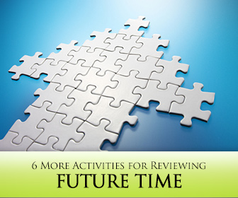 Back to the Future Part Two: 6 More Activities for Reviewing Future Time