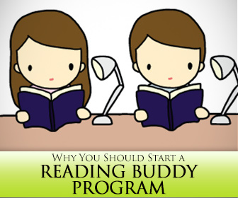 Why You Should Start a Reading Buddy Program This School Year
