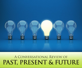 Getting Inventive: A Conversational Review of Past, Present and Future Language