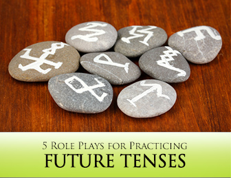 Look into the Future: 5 Role Plays for Practicing Future Tenses