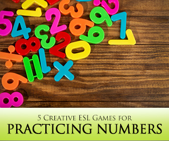 One Foot, Two Foot, Red Foot, Blue Foot: 5 Creative ESL Games for Practicing Numbers