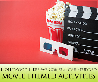Hollywood Here We Come! 5 Star Studded Movie Themed Activities for ESL Students