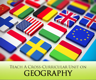 Where Are You From? Where Are You Going? A Cross-Curricular Unit on Geography