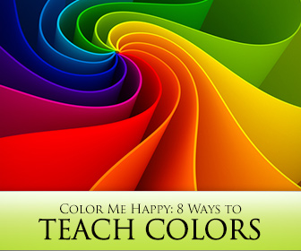 Color Me Happy: 8 Ways to Teach Colors in English