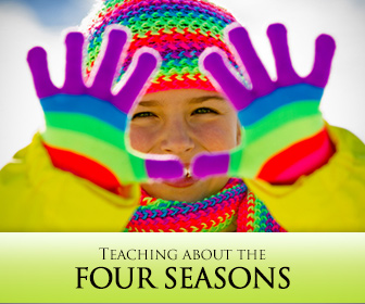 The Most Wonderful Times of the Year: Teaching about the 4 Seasons