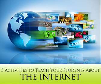Get in Line to Get Online: 5 Activities to Make Learning about the Internet Fun