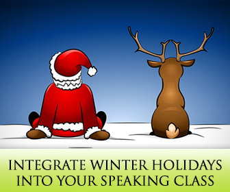 �Naughty or Nice� and 6 Other Activities to Integrate Winter Holidays into Your Conversation Class