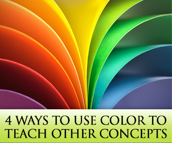 Are You Feeling Blue? 4 Ways to Use Color to Teach Other Concepts in English