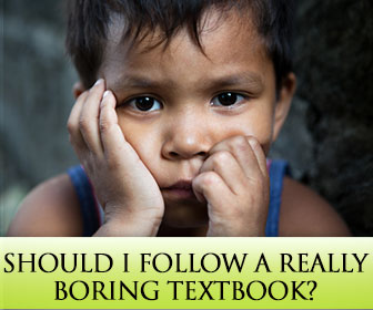 ESL Teachers Ask: Should I Follow a Really Boring Textbook?