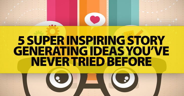 Brown Bag The Final Word! 5 Super Inspiring Story Generating Ideas You�ve Never Tried Before