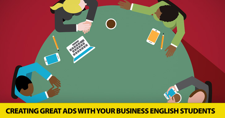 Slick Slogans: Studying and Creating Great Ads with ESL Students