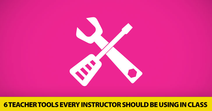 Work Zone Ahead: 6 Teacher Tools Every Instructor Should Be Using in Class