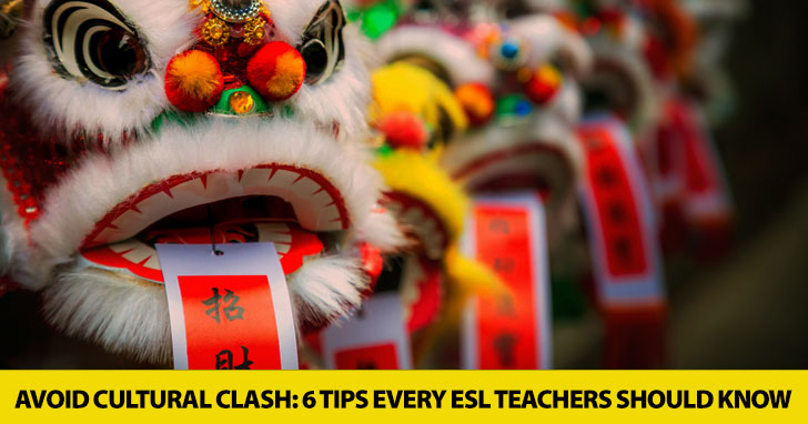 Avoid Cultural Clash: 6 Tips Every ESL Teachers Should Know