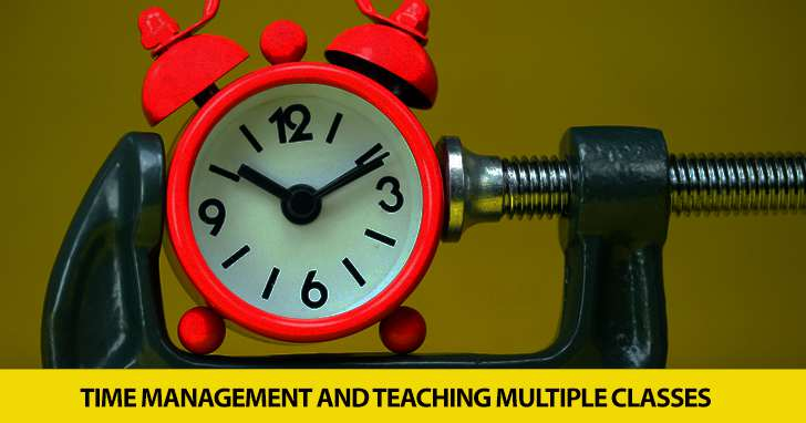 If It�s Tuesday, It�s ESL 215: Time Management and Teaching Multiple Classes