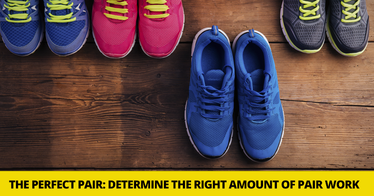 The Perfect Pair: How to Determine the Right Amount of Pair Work for Your Students