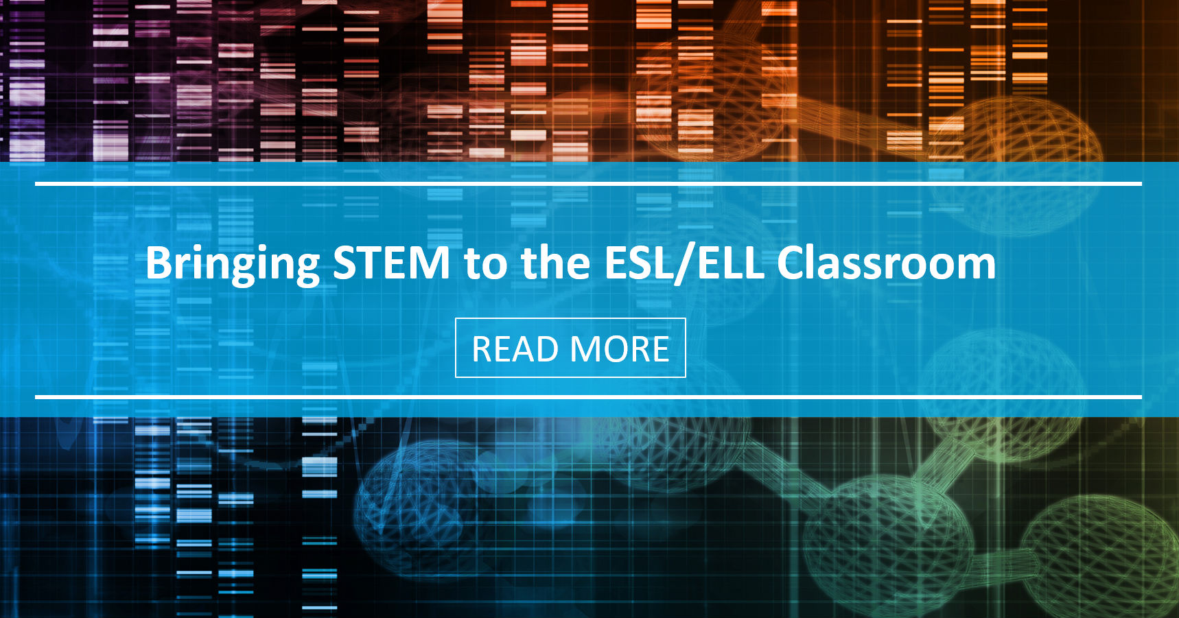 Bringing STEM to the ESL/ELL Classroom