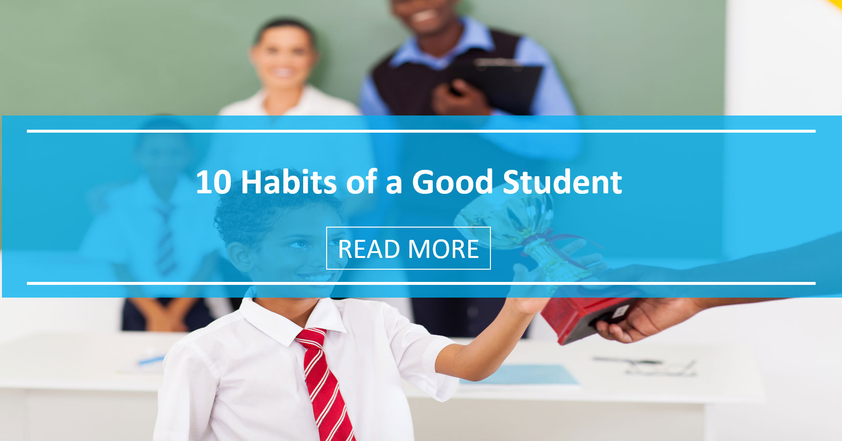 10 Habits of a Good Student