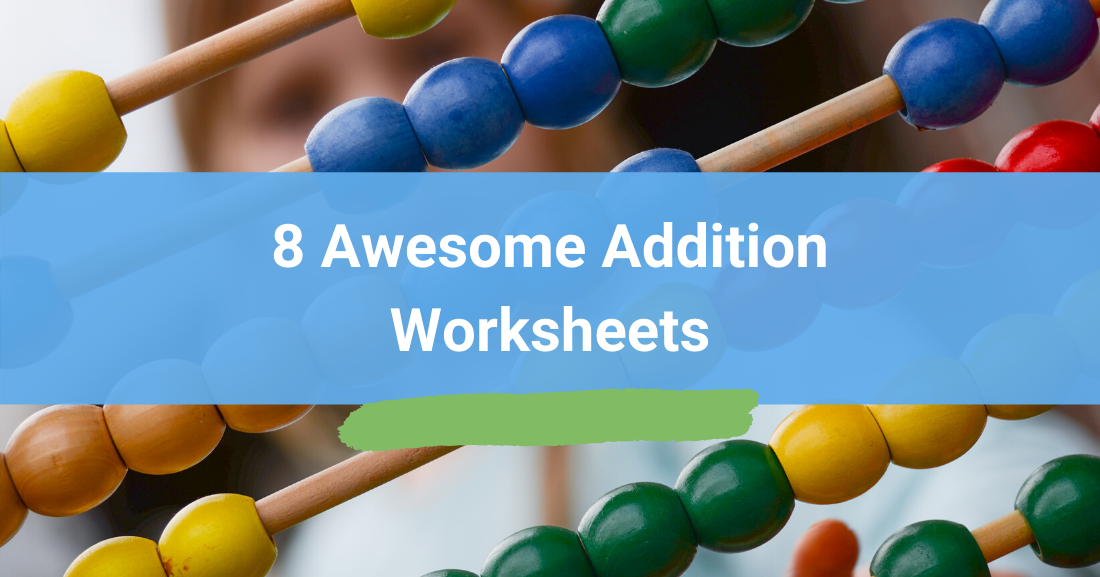 8 Awesome Addition Worksheets