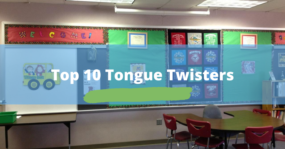 top 10 tongue twisters