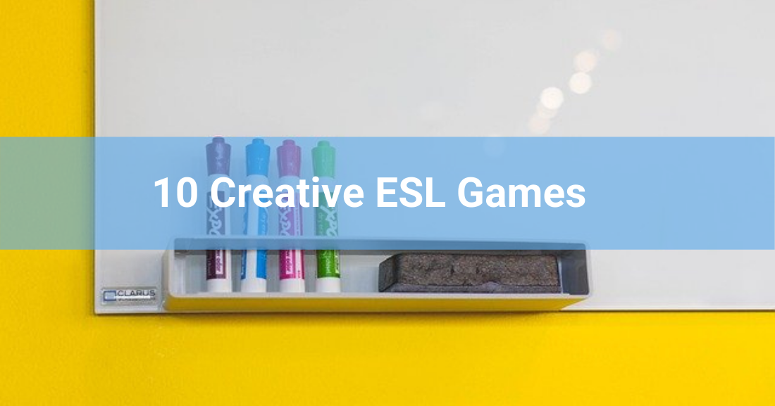 What You Can Do With a Whiteboard: 10 Creative ESL Games